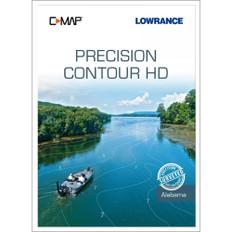 Lowrance C-MAP Precisin Contour HD f/Alabama