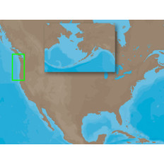 C-MAP MAX NA-M621 - Cape Blanco, OR-Puget Sound - SD Card