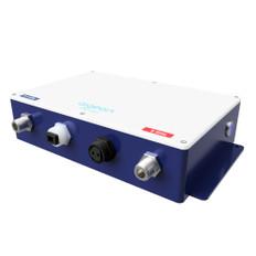 Aigean AN-7000AC High Power, Long Range Dual Band Wi-Fi Receiver w/2 - 4' Comrod Antennas