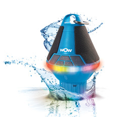 WOW Watersports WOW-SOUND Buoy Bluetooth Speaker - Blue