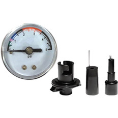 WOW Watersports Pressure Gauge Kit