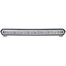 "RIGID Industries SR-L Series Marine 20"" Black LED Lightbar - White Light w/White Halo"