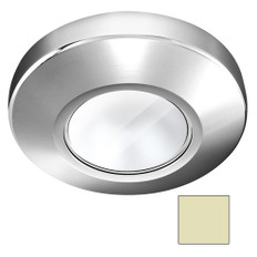 i2Systems Profile P1101 2.5W Surface Mount Light - Warm White - Chrome Finish