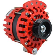 """Balmar Alternator 170AMP, 12V, 1-2"""" Single Foot K6 Pulley w/Isolated Grounding"""