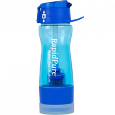 Adventure Medical RapidPure Intrepid Bottle - Water Purification