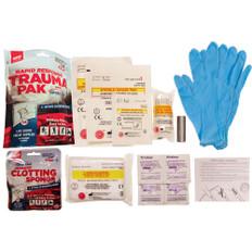 Adventure Medical Rapid Response Trauma Pak w/QuikClot