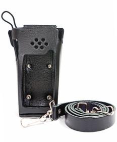 Standard Horizon Leather Case W/belt And Shoulder