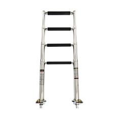 Whitecap 4-Step Telescoping Swim Ladder