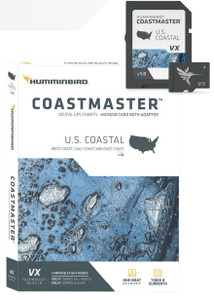 Humminbird Coastmaster Us Coastal Chart V1