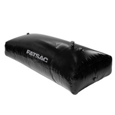 FATSAC Rear Seat/Center Locker Ballast Bag - 650lbs - Black