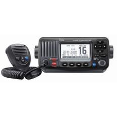 Icom M424G Fixed Mount VHF w/Built-In GPS - Black