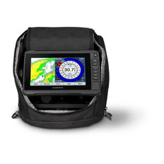Garmin Echomap Uhd 73cv Ice Bundle With Gt10hn-if Us Lakevu G3