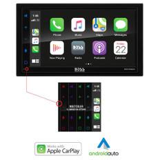 Boss Audio MRCP9685A Stereo w/AM/FM/BT & Apple CarPlay