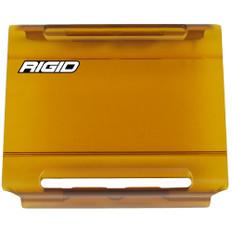 "RIGID Industries E-Series Lens Cover 4"" - Amber"