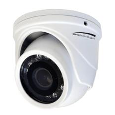 Speco 4MP HD-TVI Mini Turret Camera 2.9mm Lens - White Housing