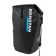 Ronstan Dry Roll Top - 30L Bag - Black & Grey