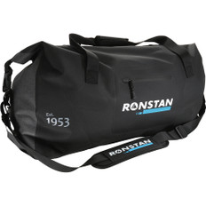 Ronstan Dry Roll Top - 55L Crew Bag - Black & Grey