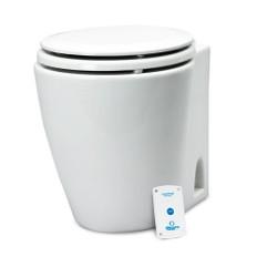 Albin Pump Marine Design Marine Toilet Standard Electric - 24V