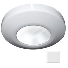 i2Systems Profile P1101Z 2.5W Surface Mount Light - Cool White - Off White Finish