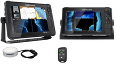 Lowrance Hds 9 & 12 Live Boat In A Box