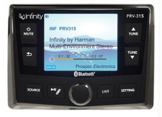 Infinity PRV315.2 AM/FM Stereo Bluetooth 4 x 50 Watts