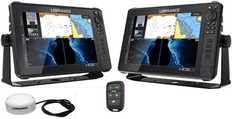 Lowrance Dual Hds12 Live Boat In A Box