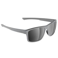 H2Optix Coronado Sunglasses Matt Grey, Grey Silver Flash Mirror Lens Cat. 3 - AR Coating