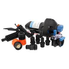 Jabsco HotShot 3 Washdown Pump - 12V - 3 GPM - 50 PSI