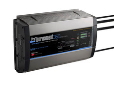 Promariner Protournament 360 36 Amp Battery Charger 12/24v 2 Bank 120v Input