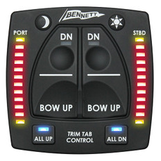 Bennett Obi9000-h Control With Indicator Lights For Hydraulic Tabs