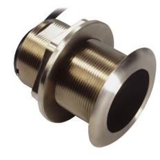 Airmar B60 Bronze Thru-Hull Transducer w/Humminbird #9 Plug - 7-Pin - 12º