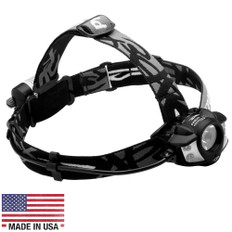 Princeton Tec Apex LED Headlamp - Black/Grey