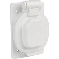 SmartPlug 30/50AMP Weather Door Vertical