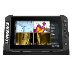 Lowrance Elite FS 9 Chartplotter/Fishfinder - No Transducer