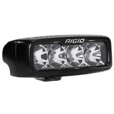 RIGID Industries SR-Q Series Pro Flood Surface Mount - Single - Black