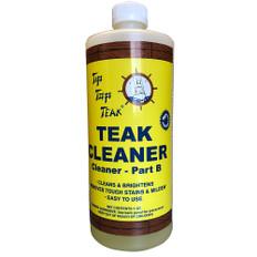 Tip Top Teak Cleaner Part B - Quart