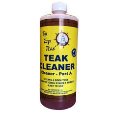 Tip Top Teak Cleaner Part A - Quart
