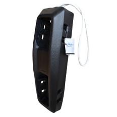 FATSAC Fender Black w/5' White Rope