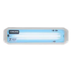 """Macris Industries MIU Linear Underwater Series Size 10 (8"""") - Ice Blue"""