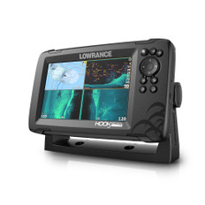 Lowrance Hook Reveal 7 Tripleshot C-map Contour+