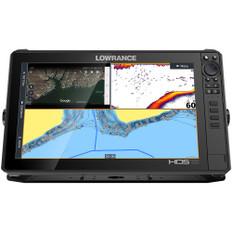 Lowrance HDS-16 LIVE No Transducer w/C-MAP Pro Chart
