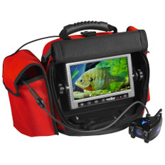 Vexilar Fish-Scout 800 Infra-Red Color/B-W Underwater Camera w/Soft Case