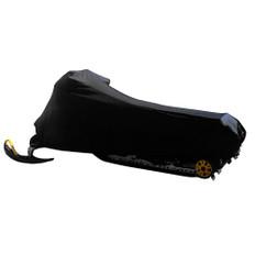 Carver Sun-Dura Small Snowmobile Cover - Black