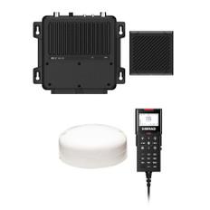 Simrad RS100-B Black Box VHF Radio w/Class B AIS & GPS Antenna