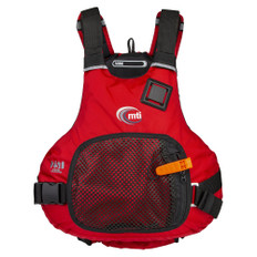 MTI Vibe Life Jacket - Red - Small/Medium