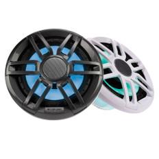 """FUSION XS-FL65SPGW 6.5"""" 200W Sports Marine Speakers - Grey & White"""