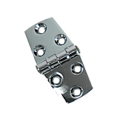 "Whitecap Door Hinge - 316 Stainless Steel - 1-1/2"" x 4"""