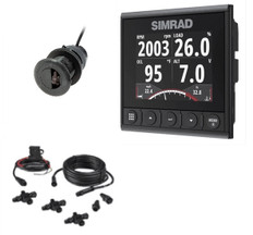 Simrad Is42 Speed/depth Pack With Dst810 Transducer