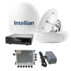 Intellian i6 All-Americas TV Antenna System & SWM-30 Kit