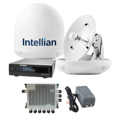 Intellian i4 All-Americas TV Antenna System & SWM-30 Kit